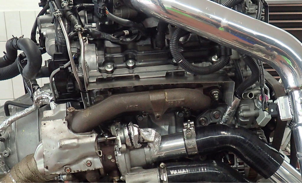 GT-R turbos on the VQ37 - Nissan 370Z Forum