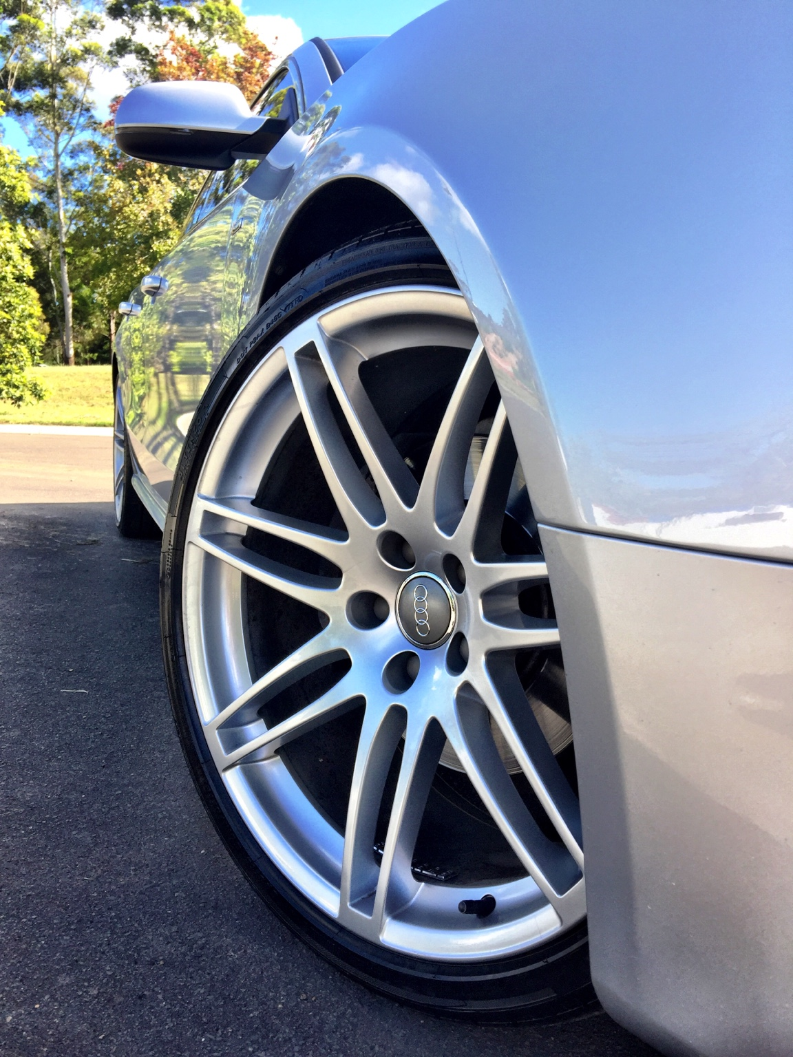What Are These Oem Wheels Called Audi A5 Forum Audi S5 Forum