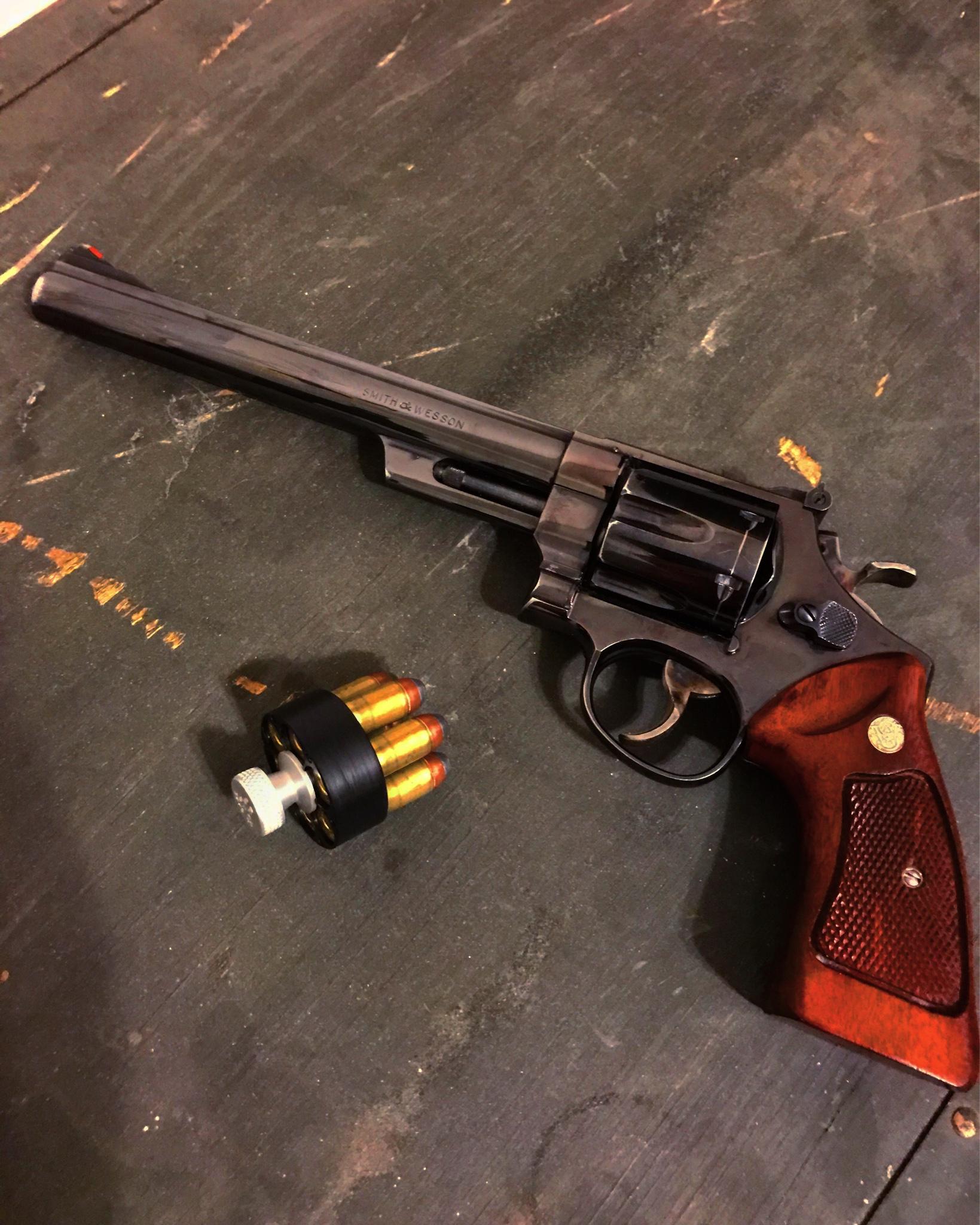 Smith and Wesson Model 29 No Dash 1958 *Milton*