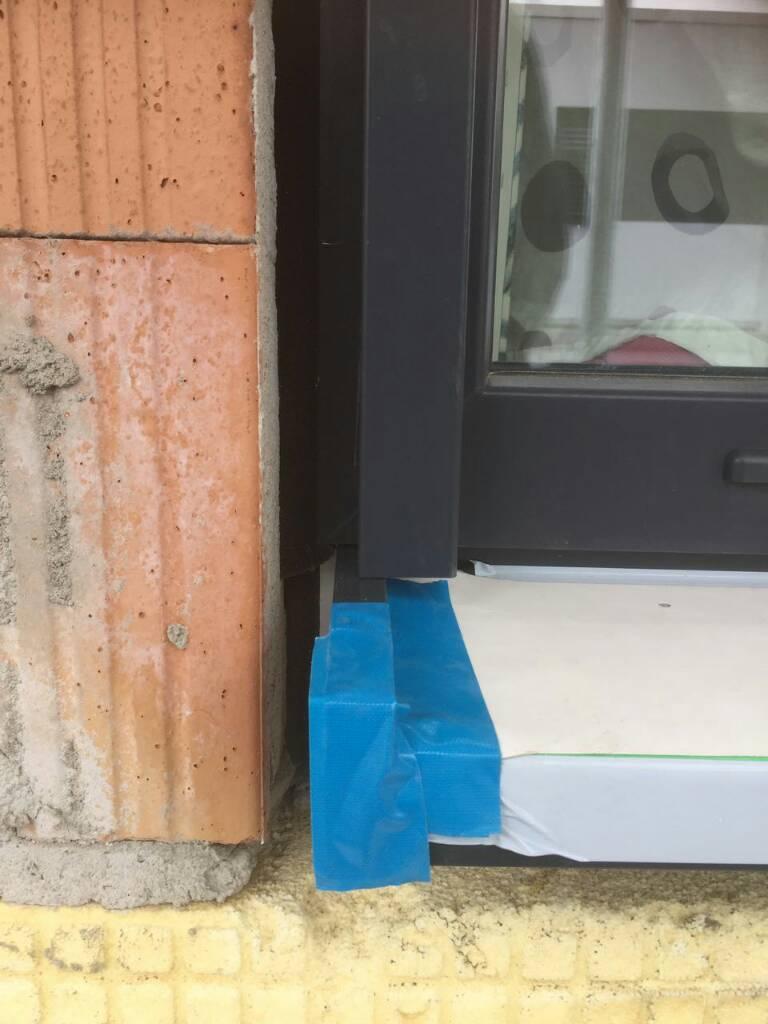 Gut gemocht Fenster und Fensterbänke Problem beim Verputzen AH67