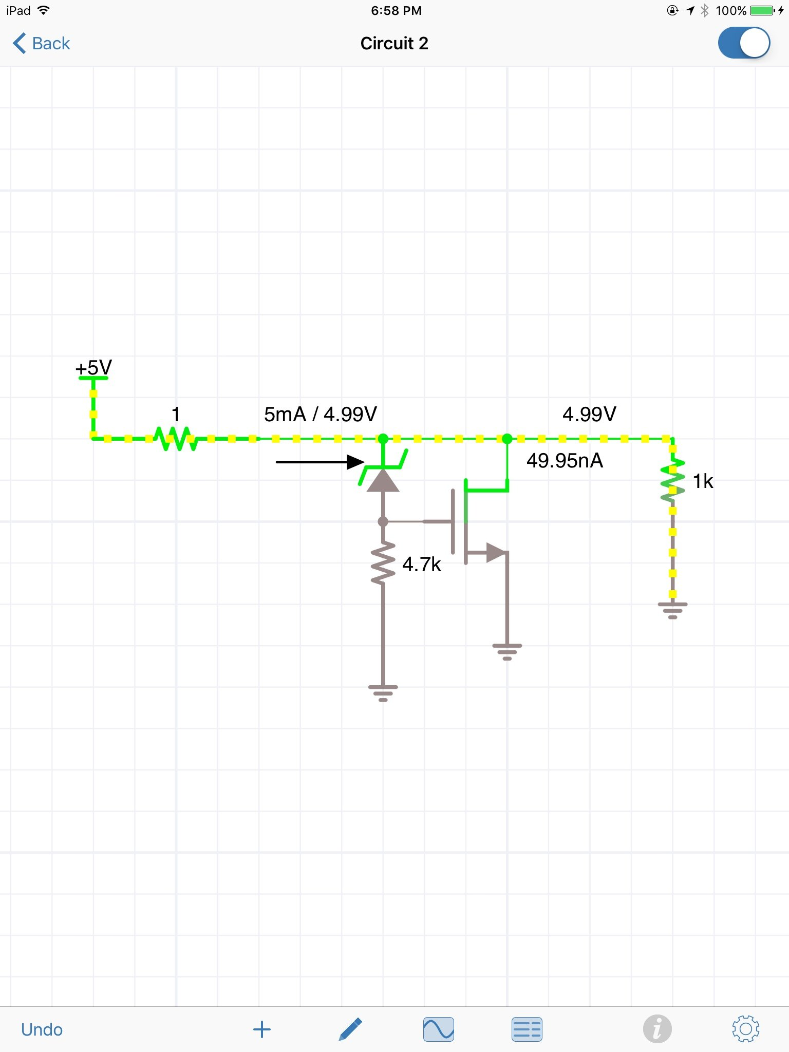 2n7000 Strange Behaviour Page 1 Voltage Divider Circuit Diagram In This I Used A 12v Zener But You Could Go With 20v One If Want Basically It Will Trigger At The N Fets Threshold