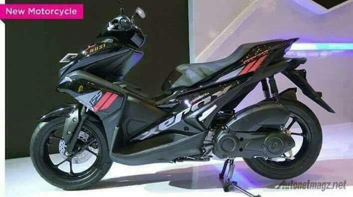 Rusi Aerox Clone Motorcycle Philippines