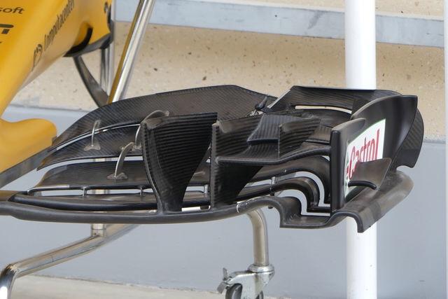 Re: Renault F1 Team UP y tecnica en general