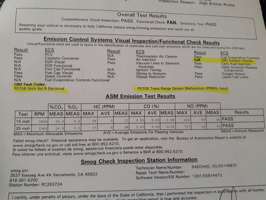 Dmv Smog Check >> Smog Requirements | Autos Post
