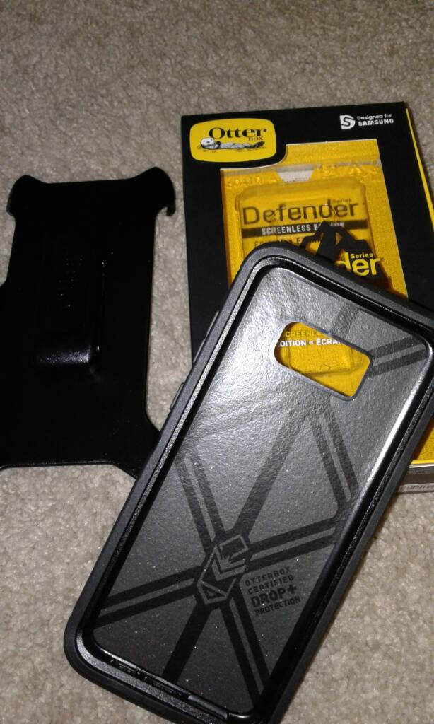 Otter Box Defender Series no Screen protector - Android