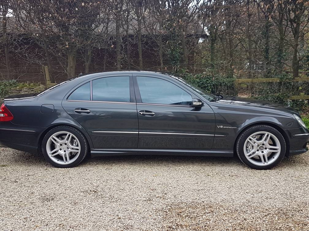New Member Tectite E55 Amg Mbclub Uk Bringing