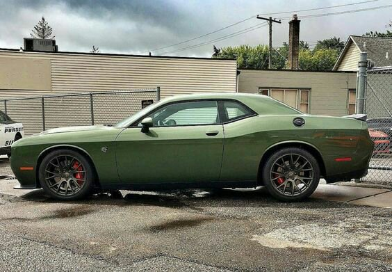 Dodge Challenger Hellcat For Sale >> 2018 Charger colors (B5 Blue, Plum Crazy, F8 Green)? - Dodge Charger Forums