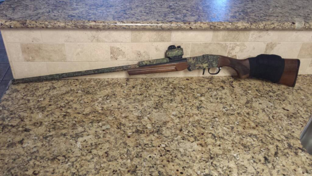 Se122 Tactical Shotgun 12ga