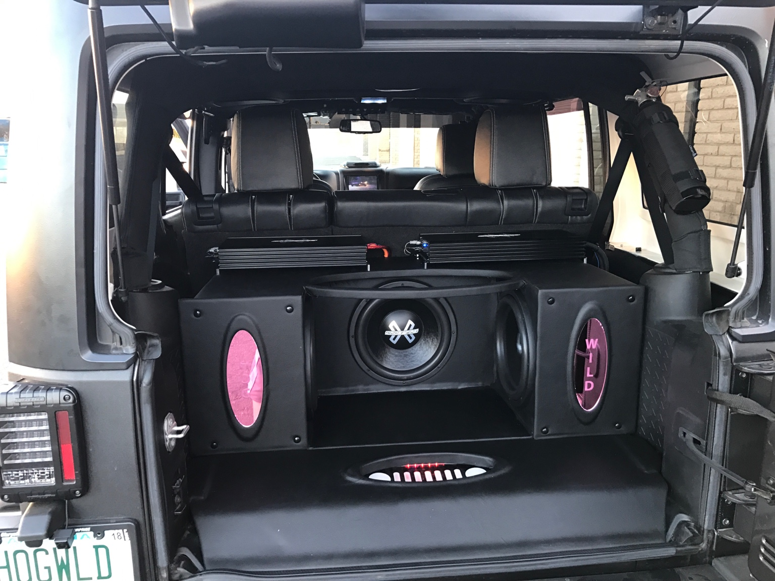 Post Your Sound Systems Jeep Wrangler Forum