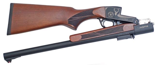 Se17 Semi Automatic Shotgun 12 Ga