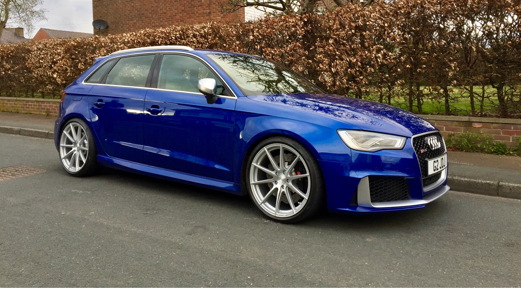Ispiri Ffr1 Wheels 19x8 5j Et42 On Rs3 8v Tuning And Modifications Official Audi Rs3 Owners