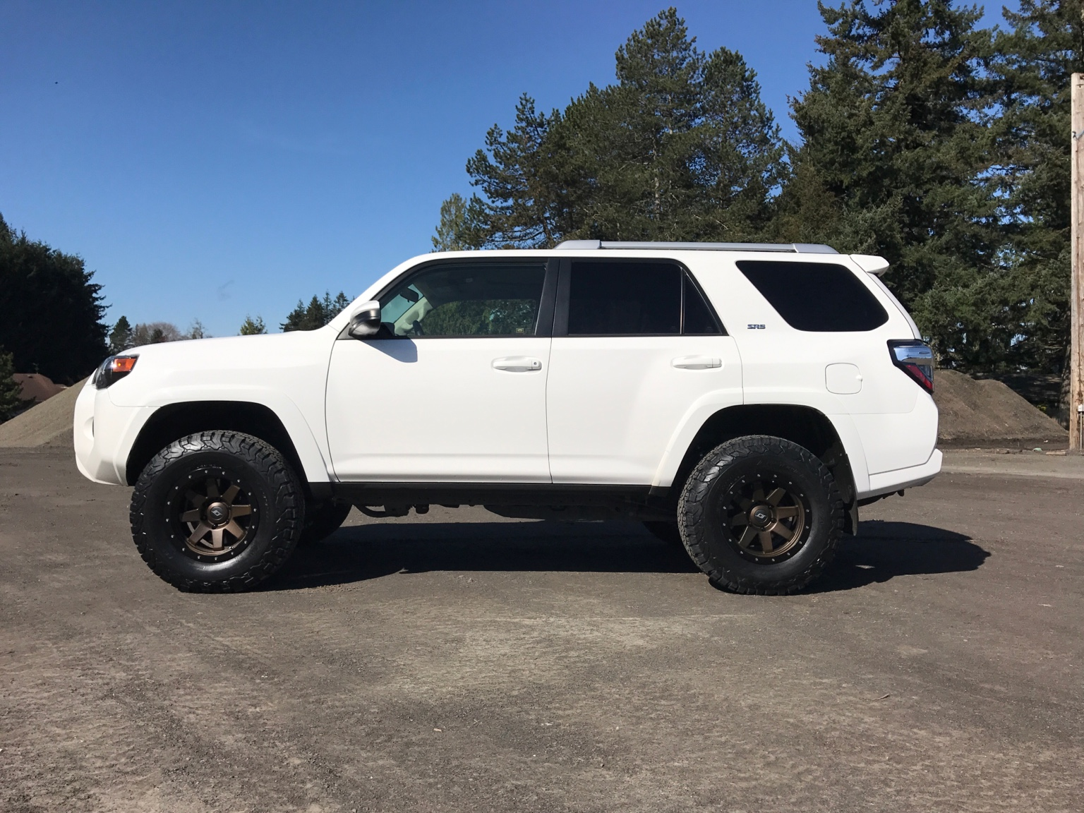 "Runner Leveling Kit >> 1.5"" lift Suspension Help/recommendations - Page 2 - Toyota 4Runner Forum - Largest 4Runner Forum"