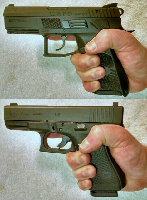 CZ P07 or Glock 23 - The Firing Line Forums