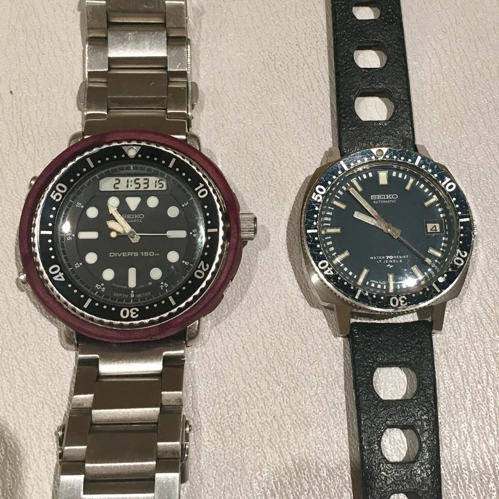 Seiko Sport Diver Bezel insert measurement???   Wrist Sushi - A