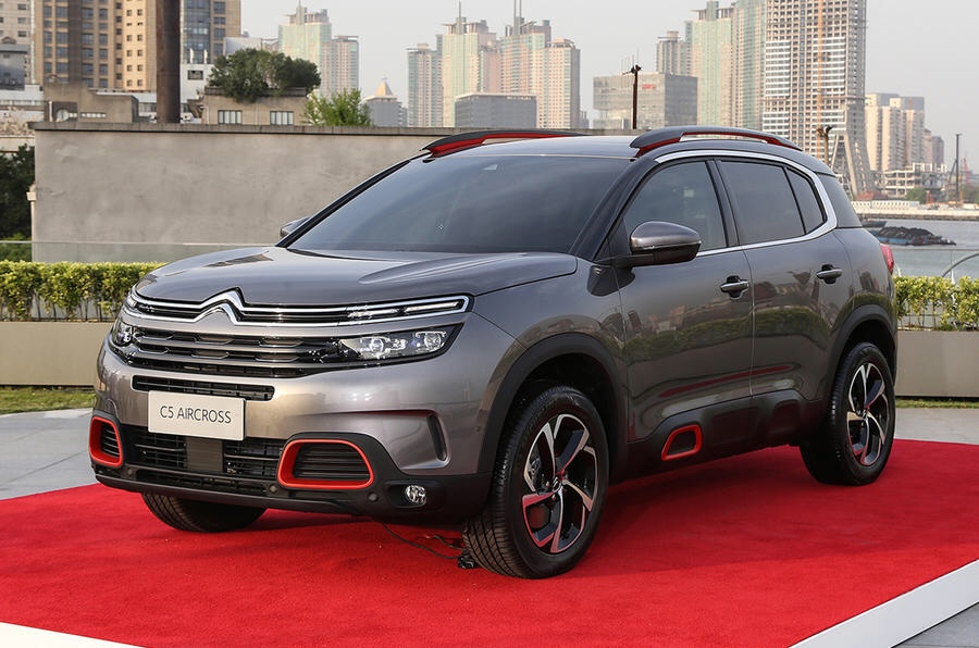 2018 citroen c5 aircross. Black Bedroom Furniture Sets. Home Design Ideas