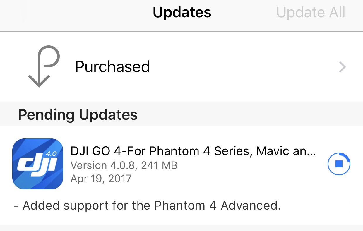 DJI Go 4 v4 0 7 for Android? | DJI Mavic Drone Forum