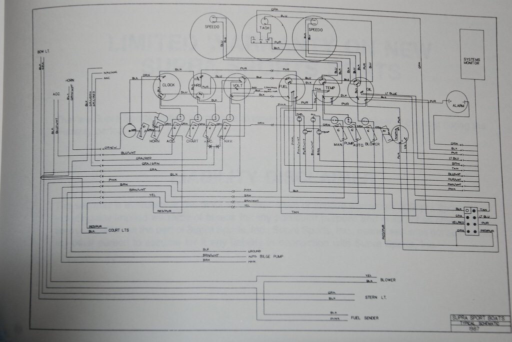 moomba electrical wiring diagrams wiring diagram cruisers yachts wiring diagram moomba wiring diagram #6