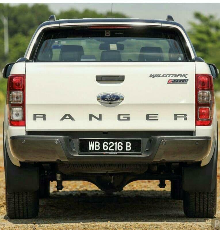 Truck Discussion : Navara Vs Hilux Vs Triton Vs Ranger Vs