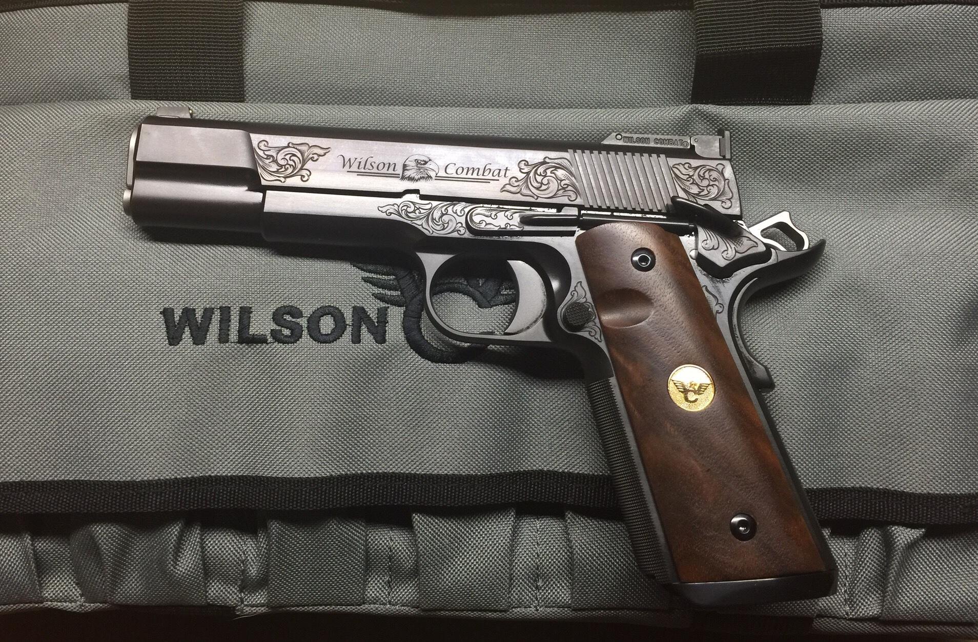 The new Wilson Combat EDC X9 [Archive] - Page 3 - pistol