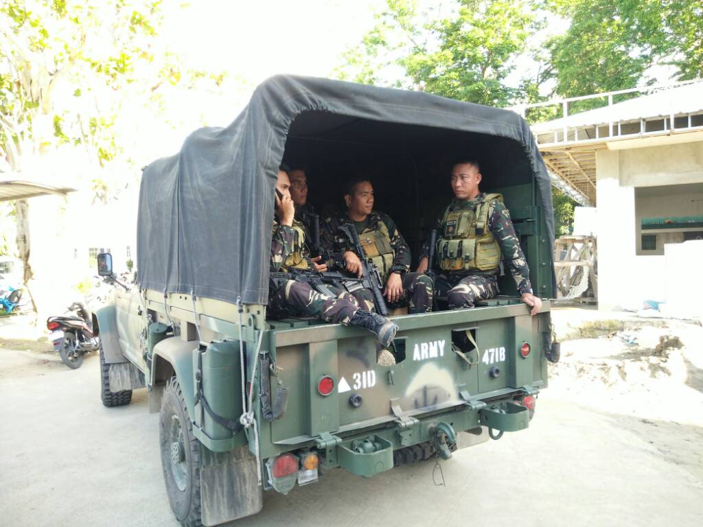 5acbdb8adfbfdacf633178a3413d3951 - AFP welcomes Duterte's offer of P1-M for info on arrest of ASGs in Bohol - Bohol Latest News