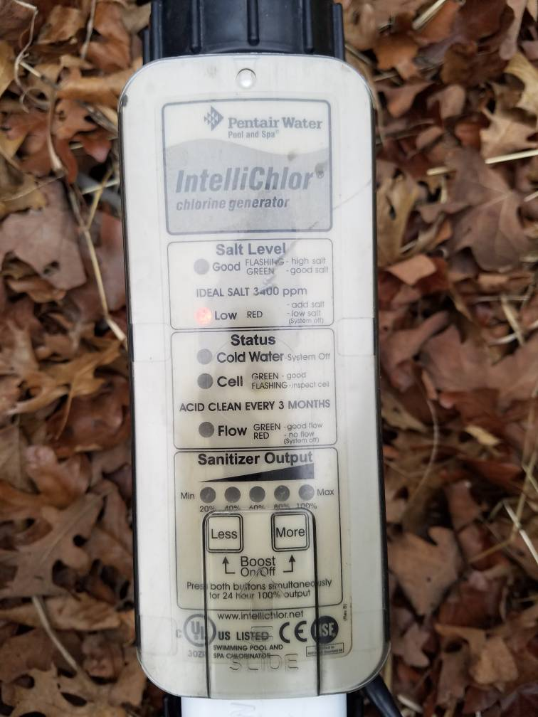 Intellichlor Ic40 Cell Light Off 1500 Trend Home Design