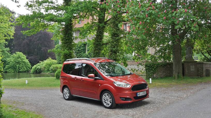Ein Jahr Mit Dem Ford Tourneo Courier