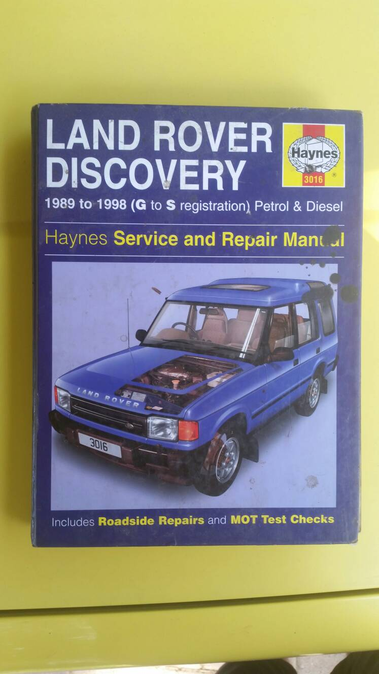 Land Rover parts/accessories swop - Page 75