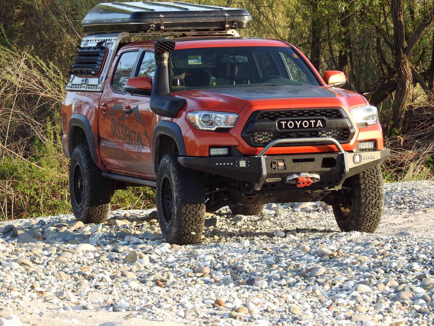 Dissent offroad 2016 Tacoma trd build  | Page 11 | Expedition Portal