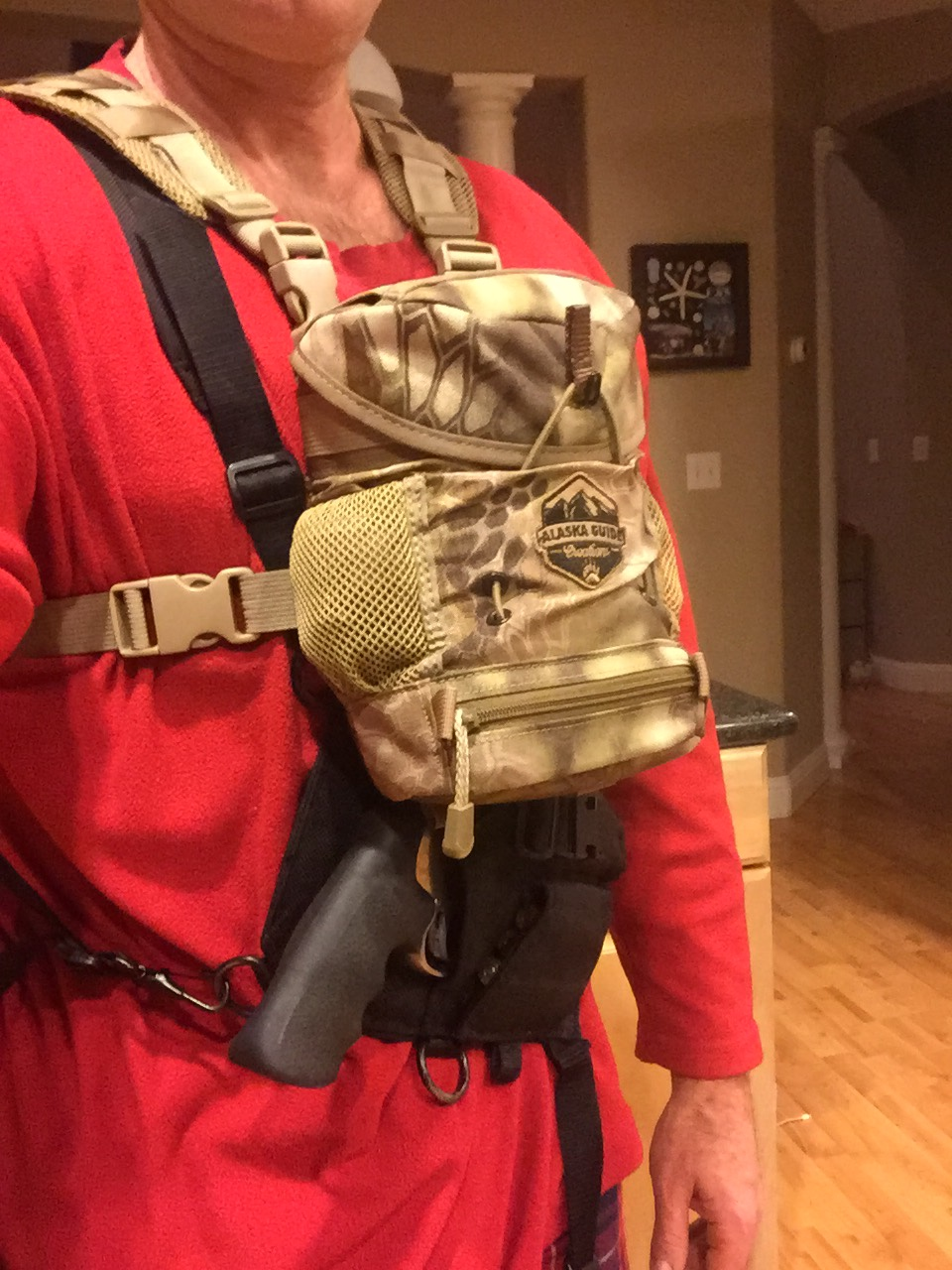 Bino Harness + Chest Holster | Page 2 | Rokslide Forum