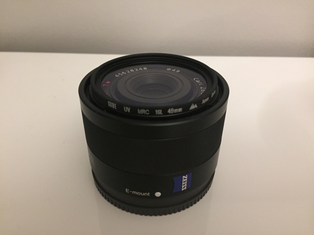[VENDIDO] Sony Zeiss 35mm f2.8 Sonnar T* en Camaras y Objetivos8bc1b632d888581b8d77e58ff4a500a9