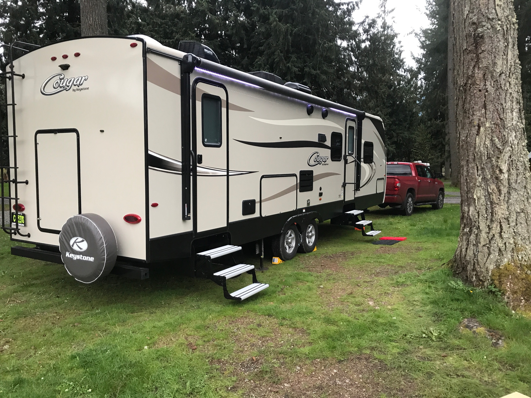 New Auto Leveling System [Archive] - Keystone RV Forums