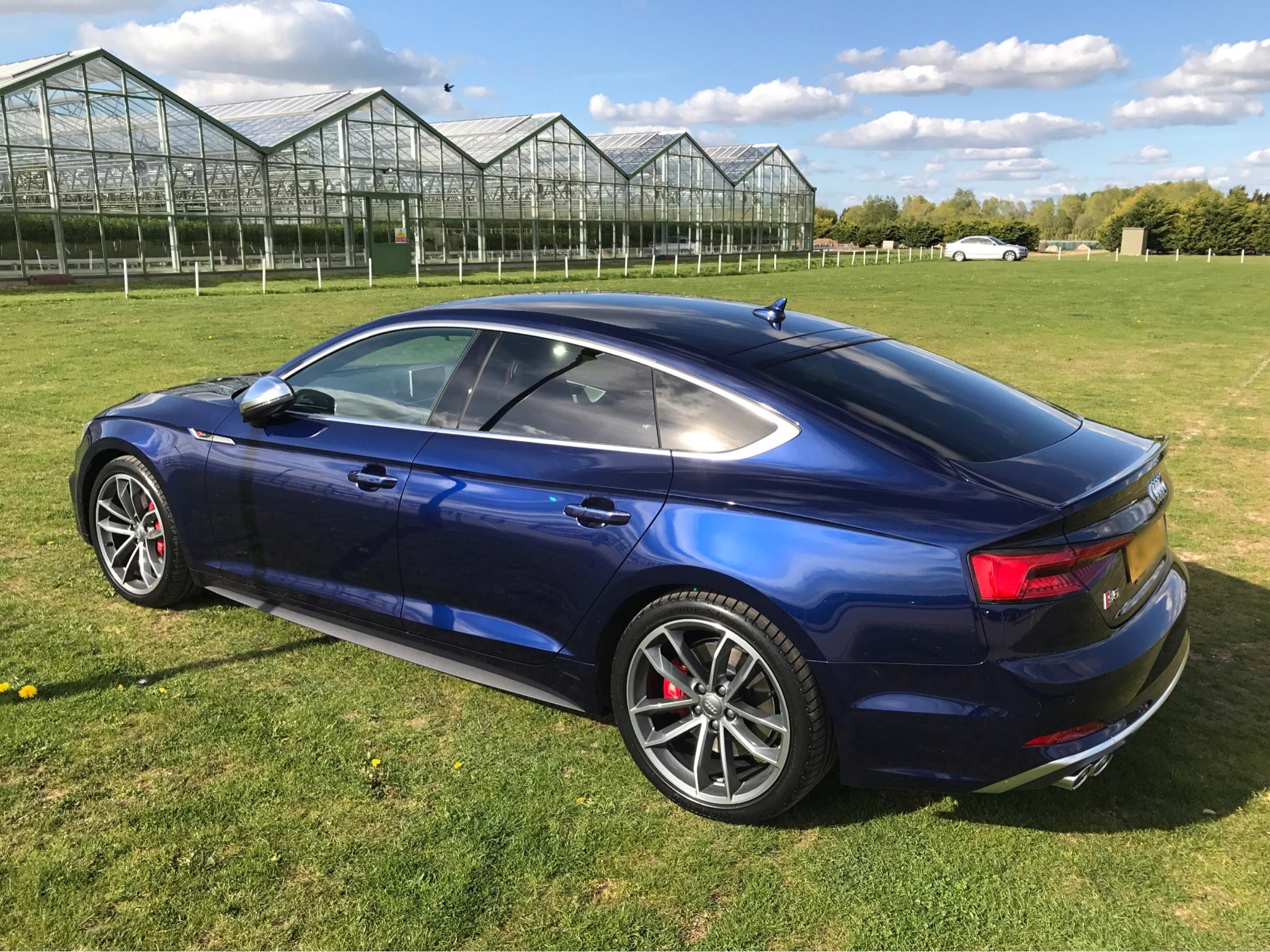 Sepang V Nogaro Black Pack Or Why I Have Ordered A Floret Silver S3 Saloon Audi Sport Net