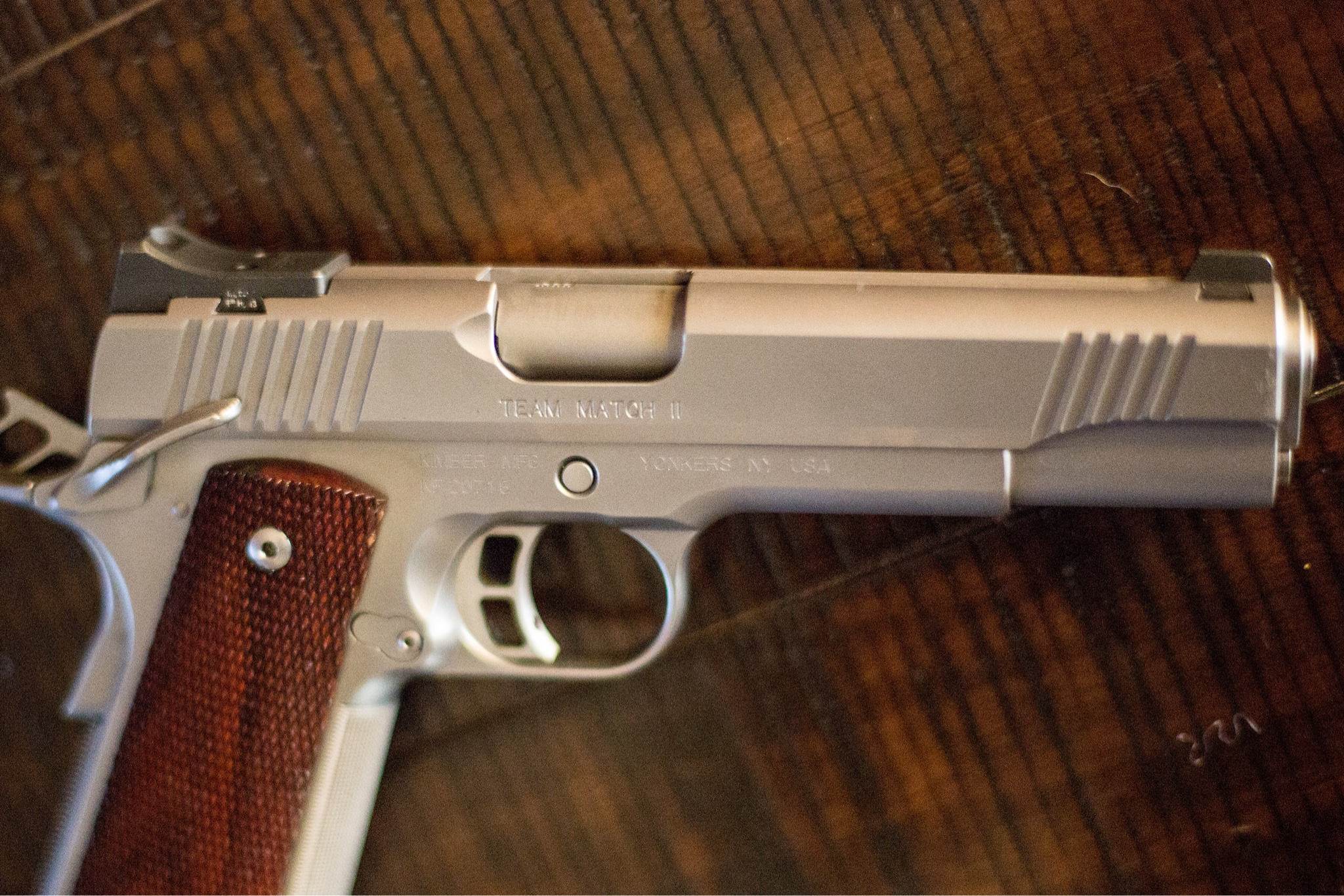 Kimber 1911 9mm - work in progress - Page 2
