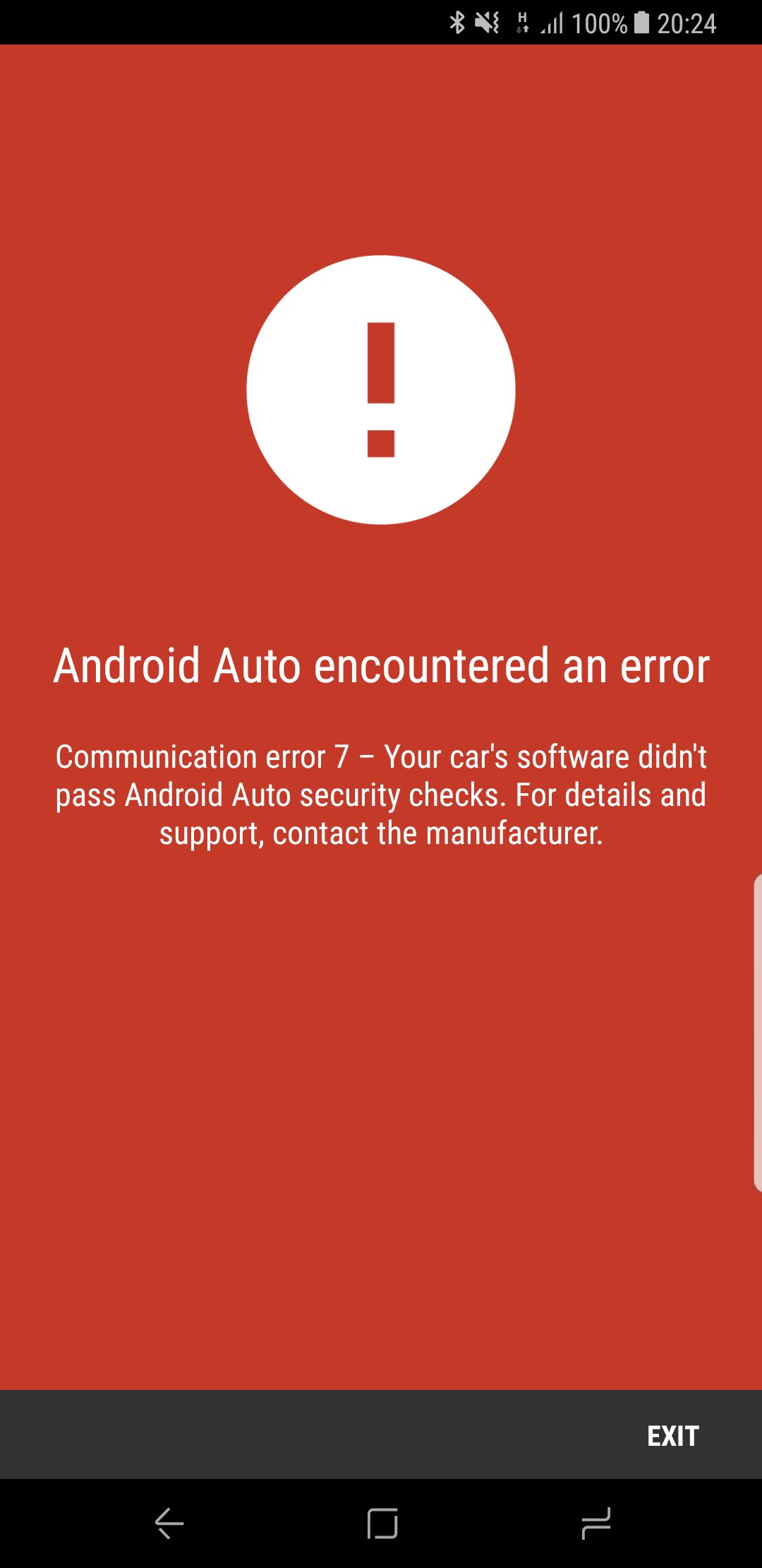 S8 Issues with Android Auto and disconnects? - Android Forums at