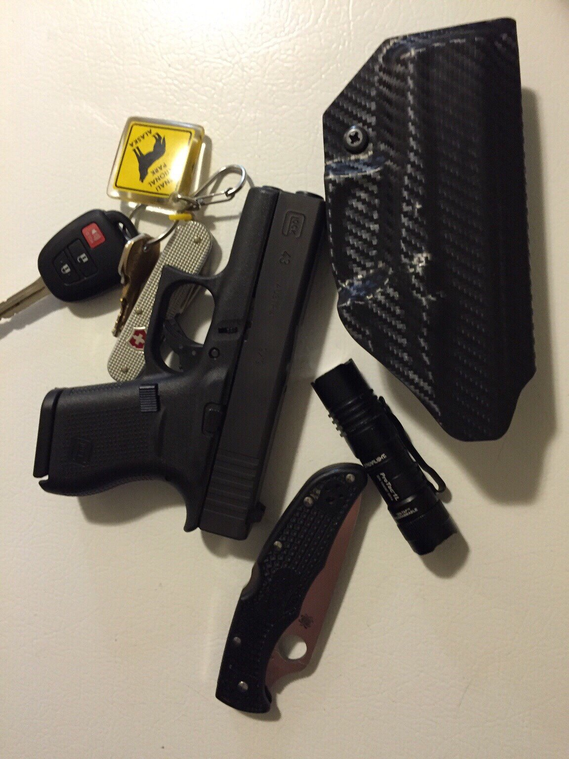 New G43 today - Glock Forum