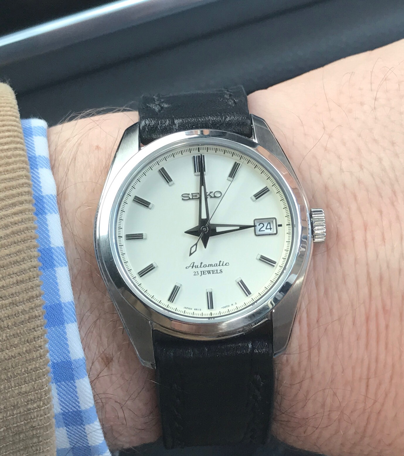 Seiko Sarb 035 Would You Buy It Watch Discussion Forum The