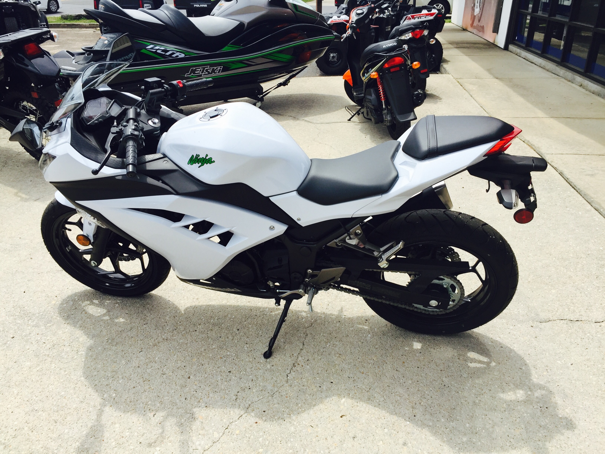 My Girl 2015 Ninja 300 Kawasaki Ninja 300 Forum