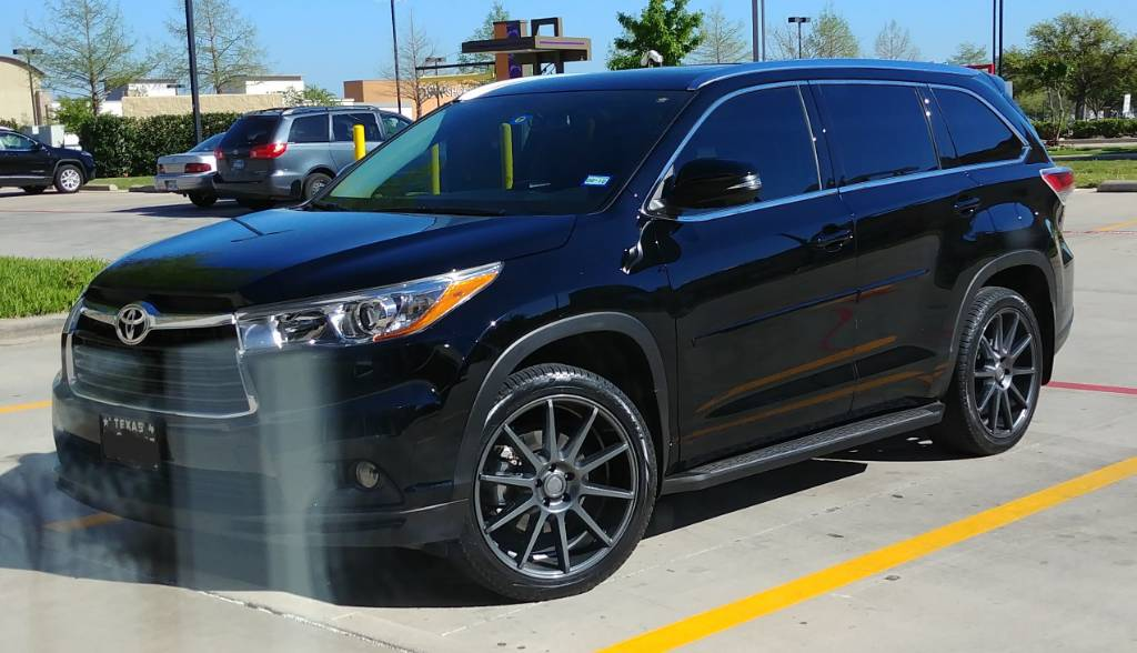 Custom Toyota Highlander >> Please post a picture of your aftermarket wheels - Toyota Nation Forum : Toyota Car and Truck Forums