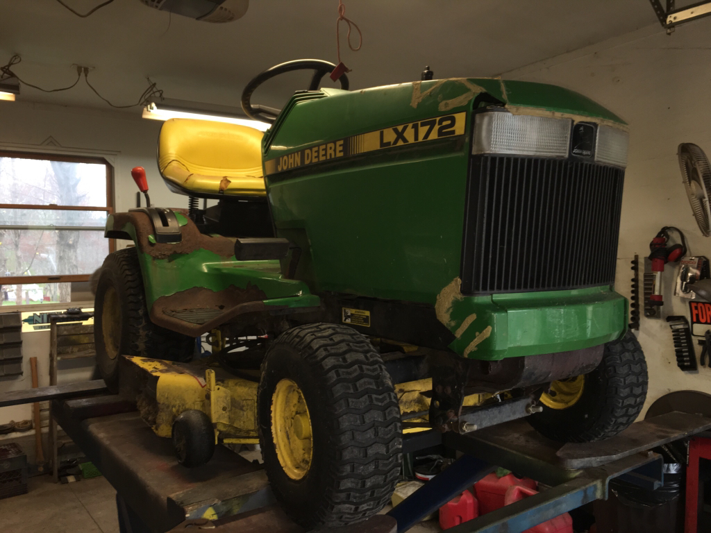 Found one machine we never owned on CL.... - Lawn Mower ...