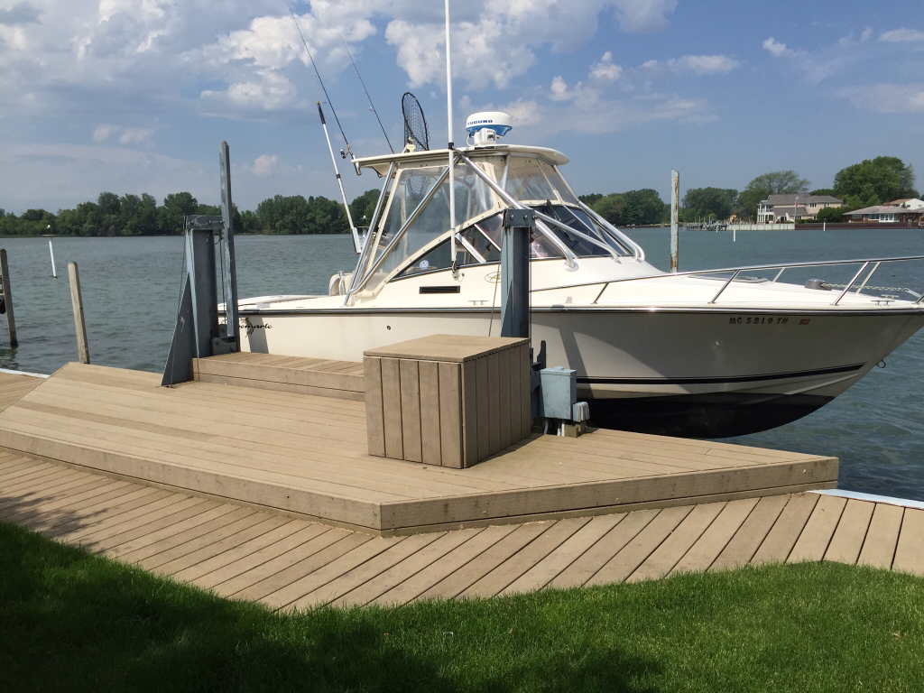 2002 Albemarle 248 $32,000 sold | Michigan Sportsman - Online