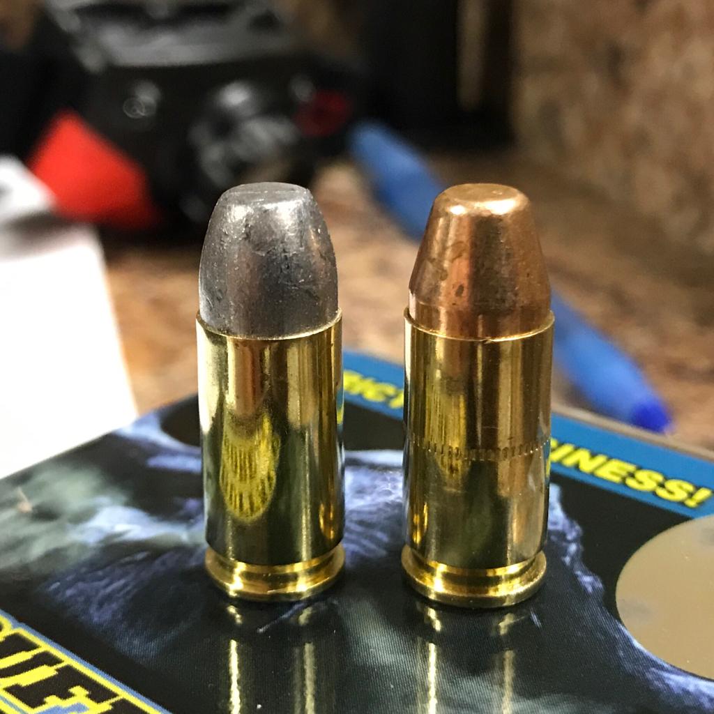 9mm Outdoor Load ? [Archive] - pistol-forum com