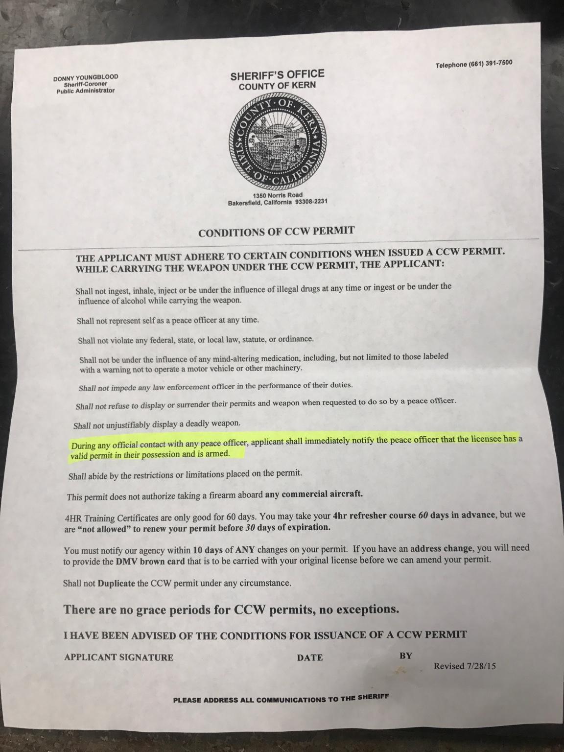 Duty to inform? - California Counties and Municipalities