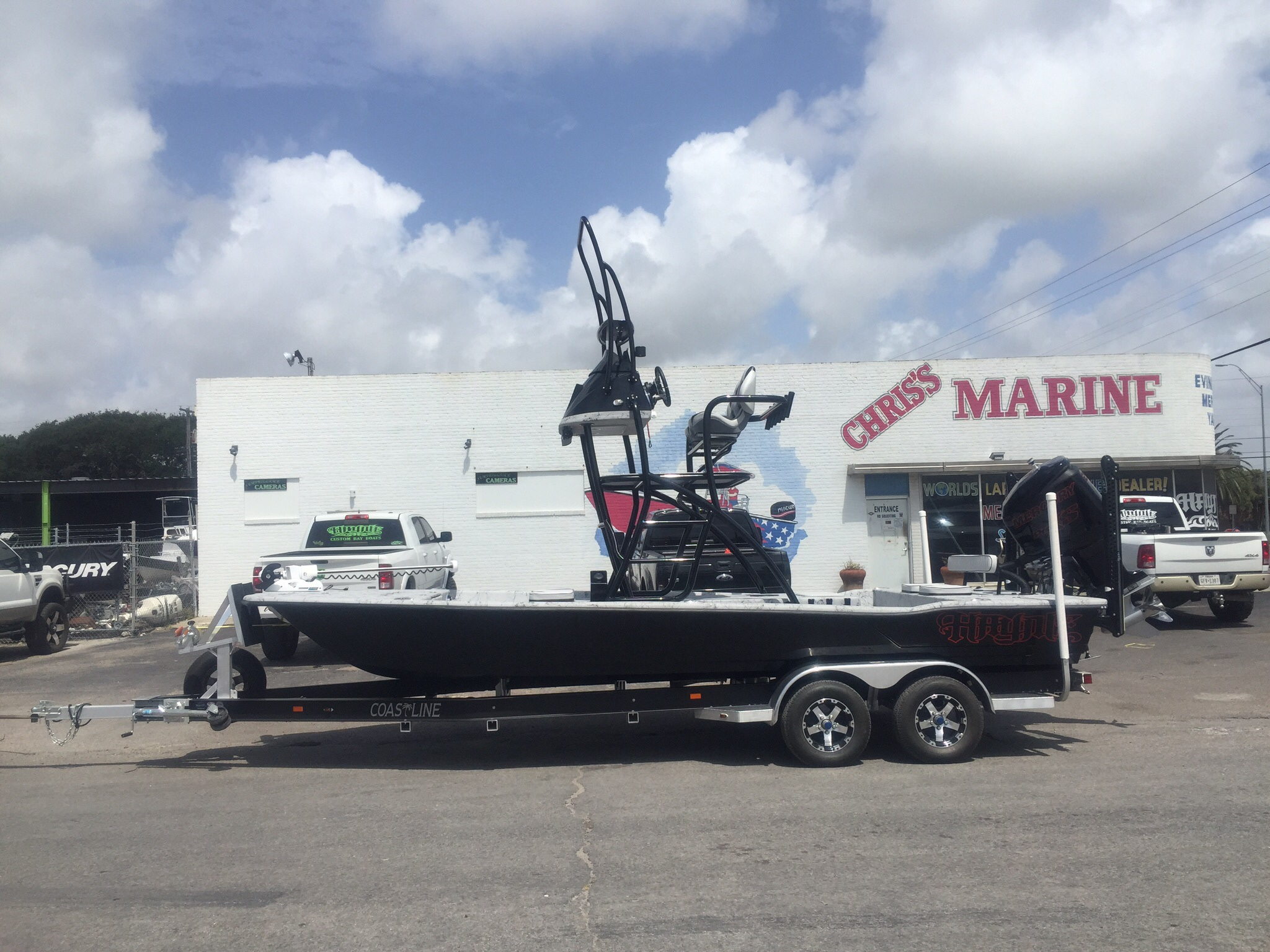 2016 Haynie SC Tower boat for sale!! - 2CoolFishing