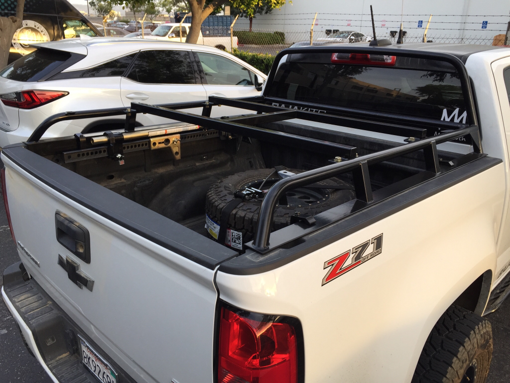 The Ultimate Bed Rack Thread Chevy Colorado Amp Gmc Canyon