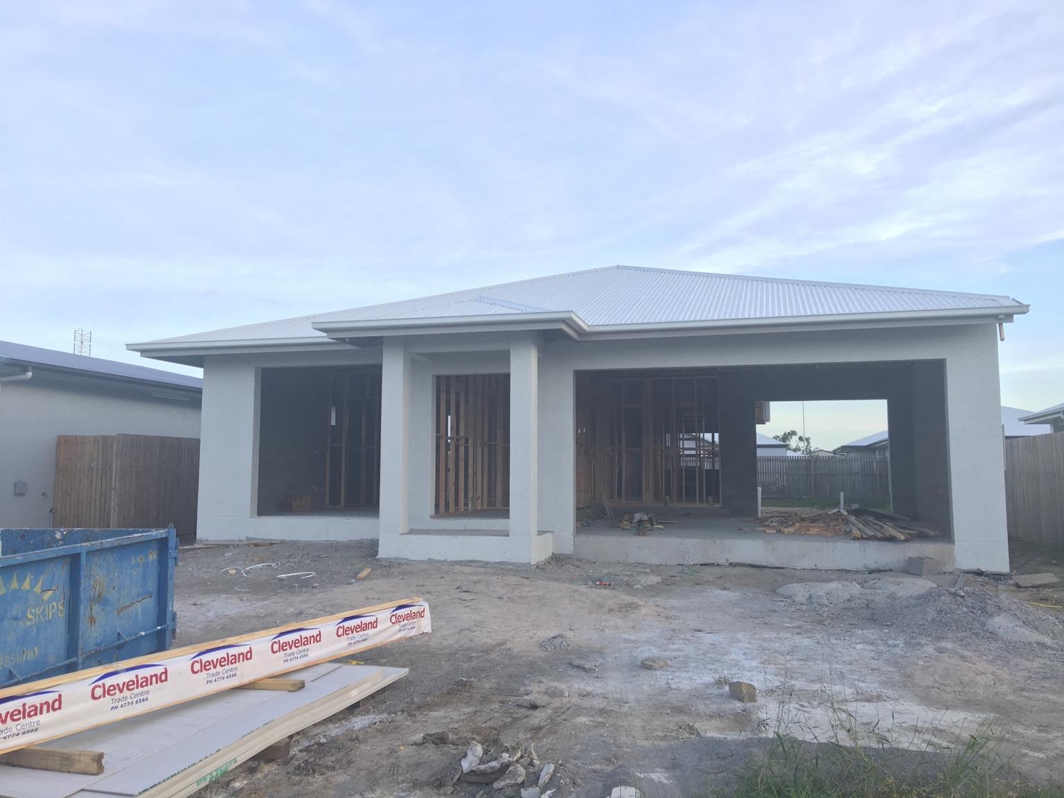 Building in North Queensland