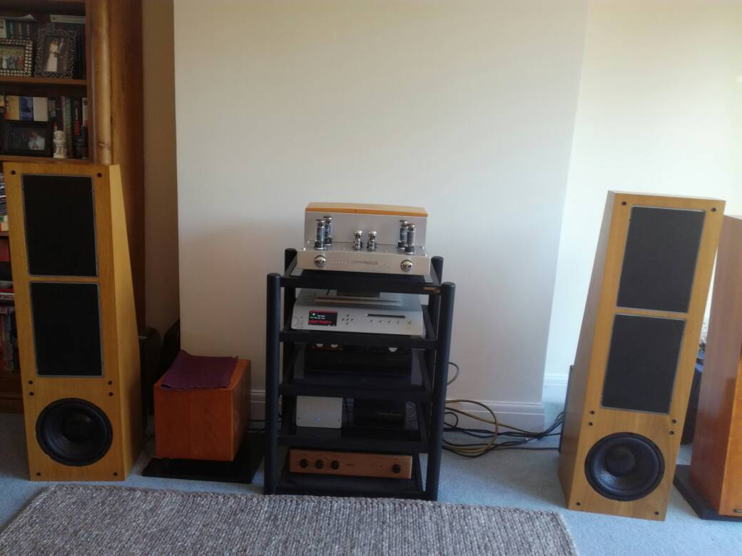 Whatever happened to NXT Loudspeakers [Archive] - The Art of