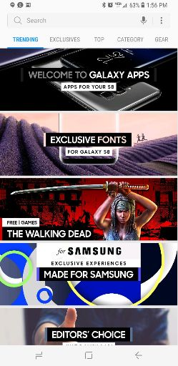 Galaxy Apps Store - Page 2 - Android Forums at AndroidCentral com