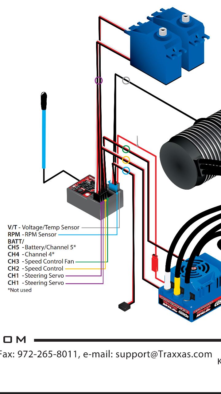 Traxxas Minn Kota Wiring Diagrams Free Download 5 Speed Switch Diagram Images Gallery