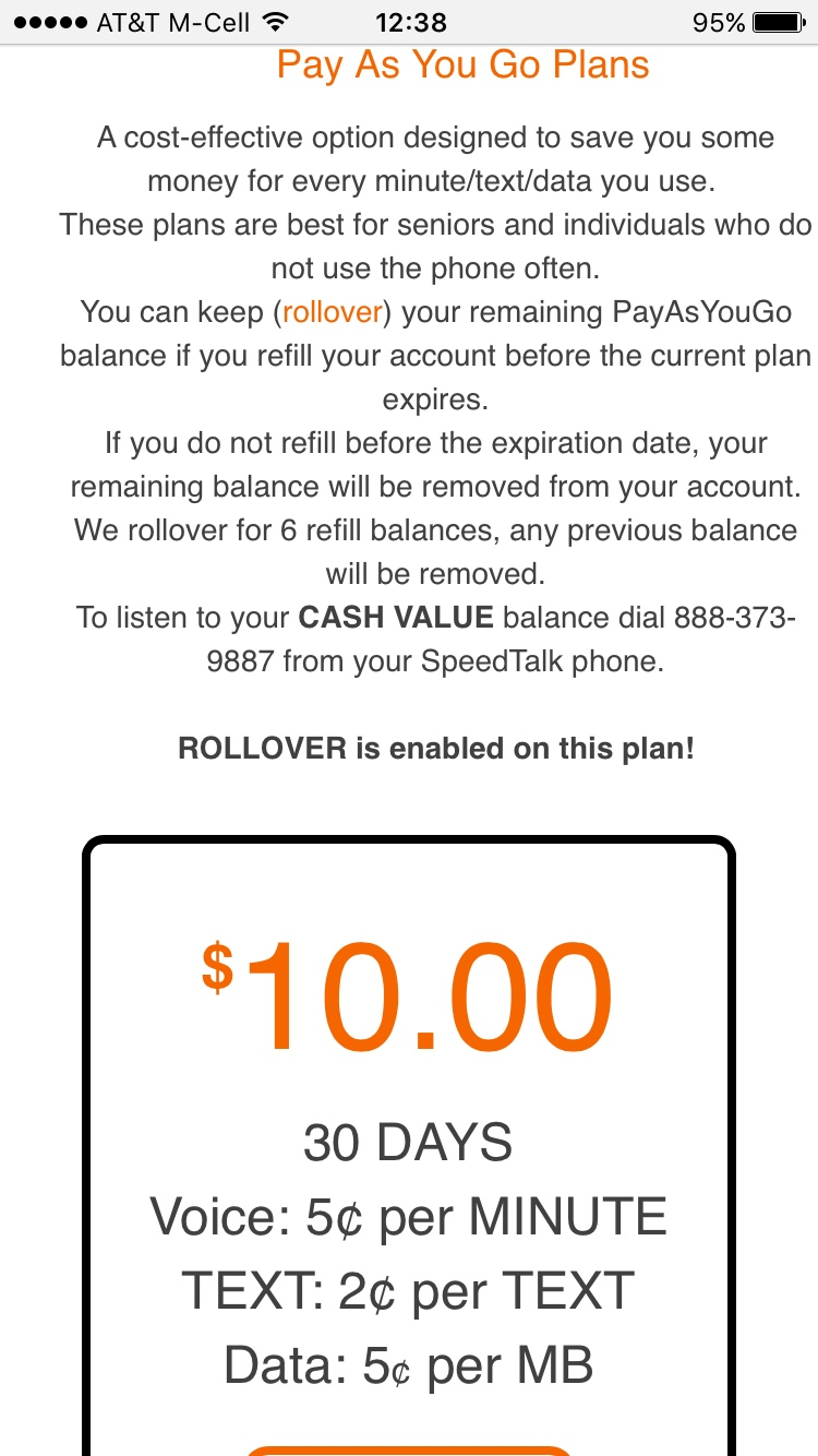 Is this a joke? Ringplus / Speedtalk email - Page 4