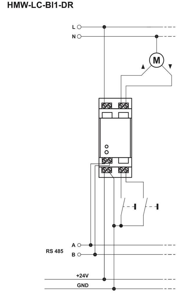 velux klf 050 an wired rolladenaktor statt hm lc bl1 sm homematic forum fhz forum. Black Bedroom Furniture Sets. Home Design Ideas